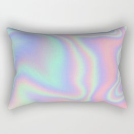 Iridescent Rectangular Pillow