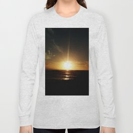 Sunset at Tenerife Long Sleeve T-shirt