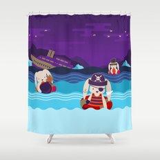 SEAWORTHY? Shower Curtain