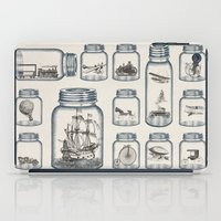 karen iPad Cases featuring Vintage Preservation by Paula Belle Flores