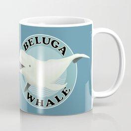 Beluga Whale Coffee Mug