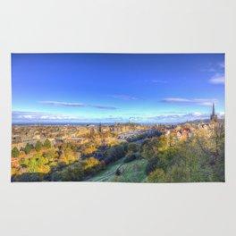 Edinburgh City View Rug