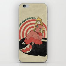 Toadstool Squadron iPhone & iPod Skin