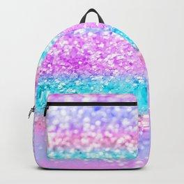 Unicorn Girls Glitter #15 #shiny #decor #art #society6 Backpack