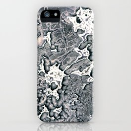 Chemigram 01 iPhone Case