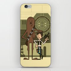 EP4 : Han & Chewie iPhone & iPod Skin