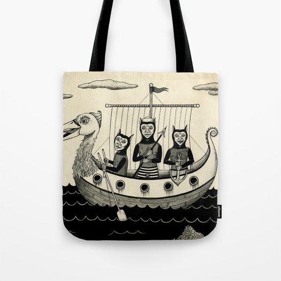 The Harpooners  Tote Bag