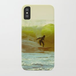 Pete's Wave iPhone Case