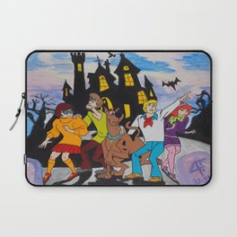 Mystery Inc. by 4:F Laptop Sleeve