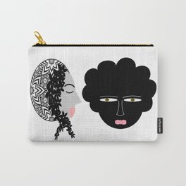 bbnyc babuschka and femme africaine Carry-All Pouch
