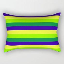 Brazil Summer Rectangular Pillow