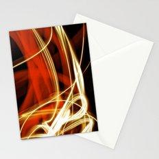 merging light III Stationery Cards