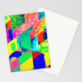 Cute Explosion Stationery Cards