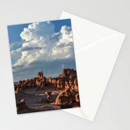 Desert Strike - Goblin Valley Utah Stationery Cards