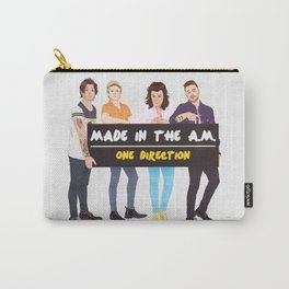 Made in the A.M. Carry-All Pouch
