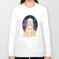 venus Long Sleeve T-shirts featuring VENUS by Aldo Monster