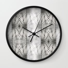 On Second Thought Wall Clock