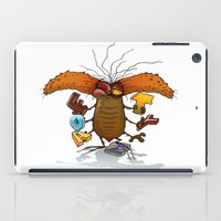 bookworm iPad Cases featuring Bookworm by Tayfun Sezer