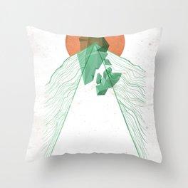 3Lives - Stone Throw Pillow