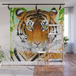 Wild Life - Tiger Wall Mural