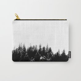 The Silence Of Nature Carry-All Pouch