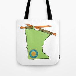 MKG Minnesota - Green Tote Bag