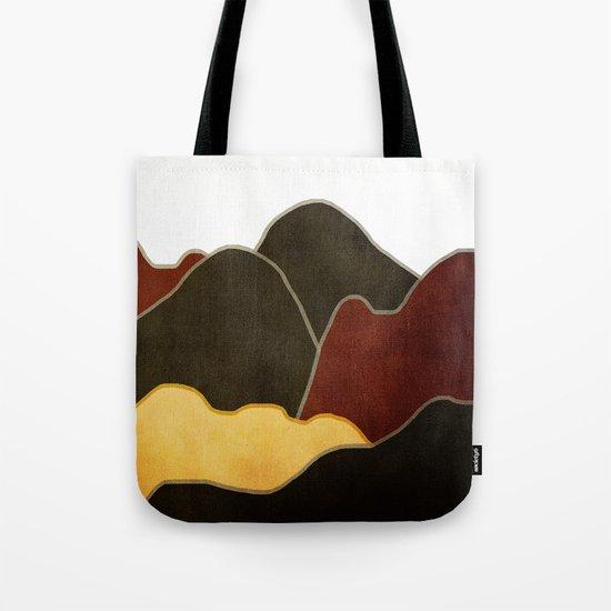 Landscape NC 10 Tote Bag