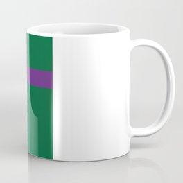 Purple Ninja Turtles Donatello Coffee Mug
