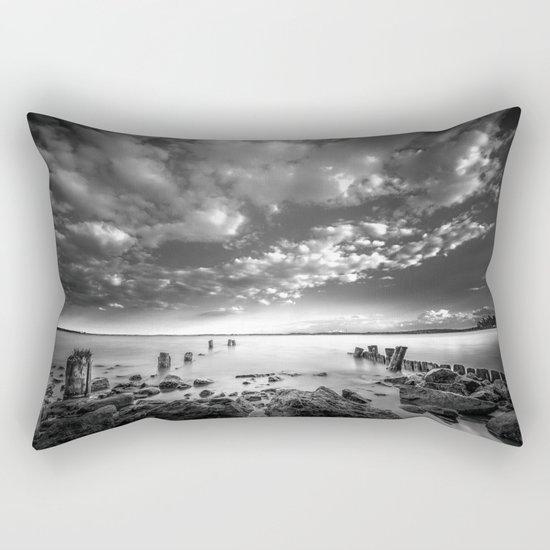 Docklands Rectangular Pillow