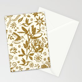 Oh, beautiful garden of mine Stationery Cards