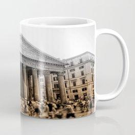 Agrippa built the Pantheon Coffee Mug