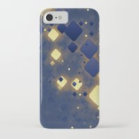 data iPhone & iPod Cases featuring Data Skys by ReinventZen
