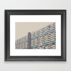 CHOI HUNG Framed Art Print