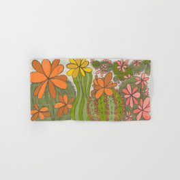 I Perhaps Owe Having Become a Painter...(Grow Free Series) Hand & Bath Towel