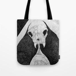 Rock Salt Gazing Tote Bag