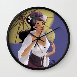Maganda Wall Clock