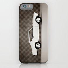 White Chevelle iPhone 6s Slim Case