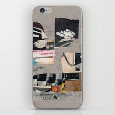 UN E iPhone & iPod Skin