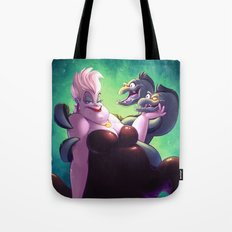 Sexy Sea Witch Tote Bag