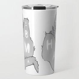 RIP Harambe Travel Mug