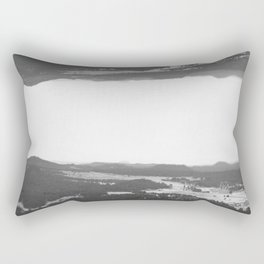 Nestled Inland Rectangular Pillow