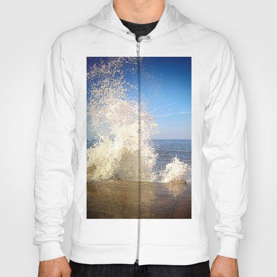 Crashing Wave Hoody