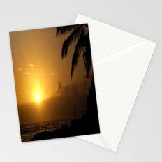hawaii Sunset Series B Stationery Cards