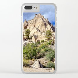 Product of 7 Million Years Clear iPhone Case