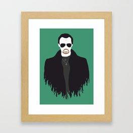 The Bitter End Framed Art Print