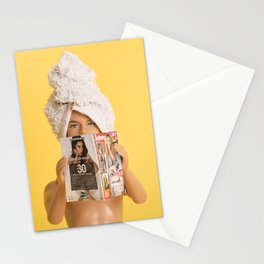 Just fabulous Stationery Cards