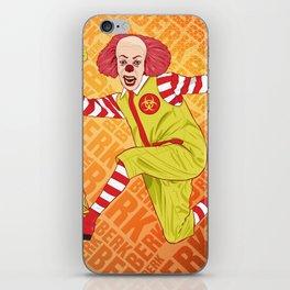 Ronald iPhone Skin