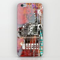 berlin iPhone & iPod Skins featuring Berlin  by LebensART