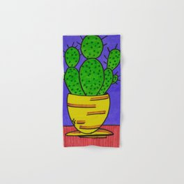 BIG Cacti Hand & Bath Towel