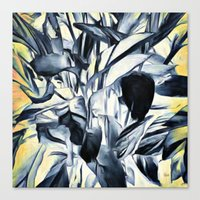 serenity Canvas Prints featuring Serenity by Geni